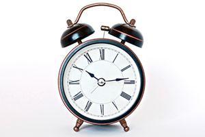 Picture of alarm clock