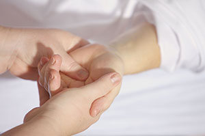 Thumbnail of hand massage