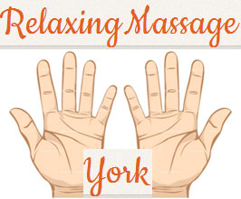 Relaxing Massage York logo image